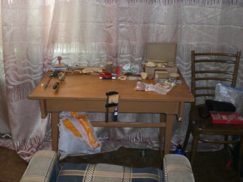 work space in Tashkent 1